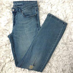 Calvin Klein Jeans | Distressed | 30x32